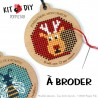 Kit à broder - DIY