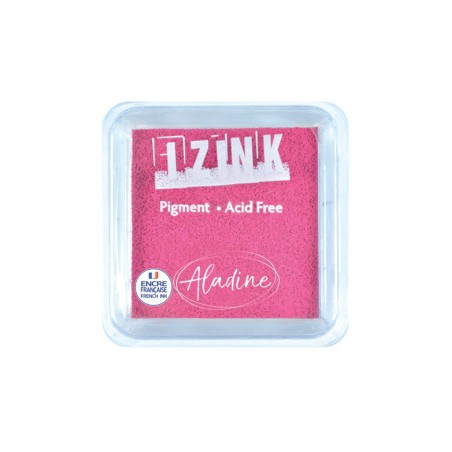 encreur izink rose hot pink
