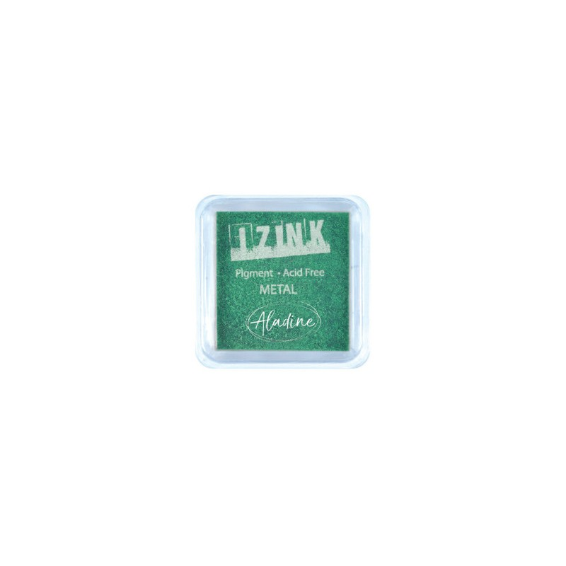 encreur izink light green